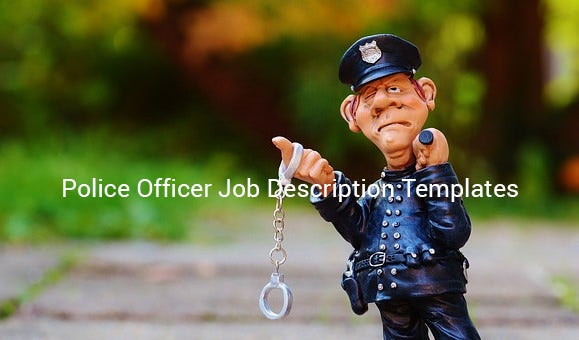 policeofficerjobdescriptiontemplate