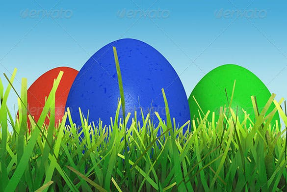 easter background photoshop psd download