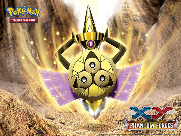 pokemon background phantom forces aegislash wallpaper