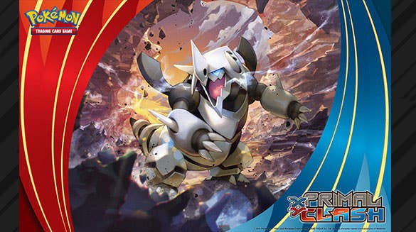 primal clash mega aggron wallpaper download