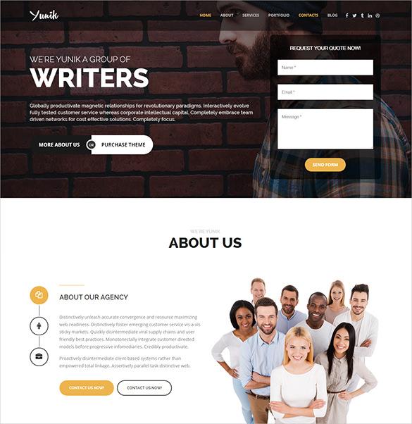 multi purpose fashion wordpress website theme