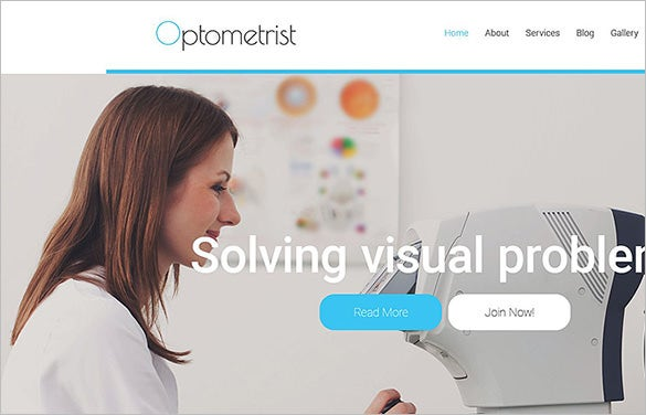 doctor html5 theme for private clinic