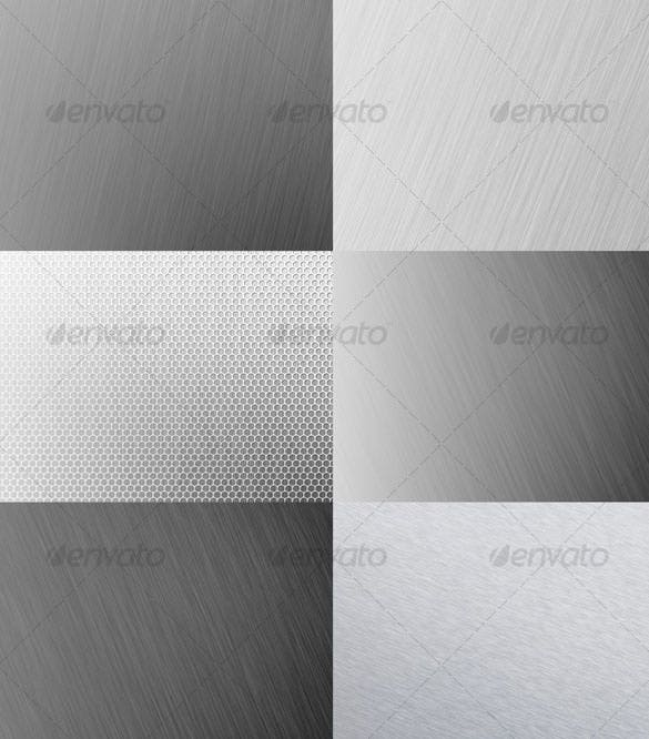6 metal backgrounds format download