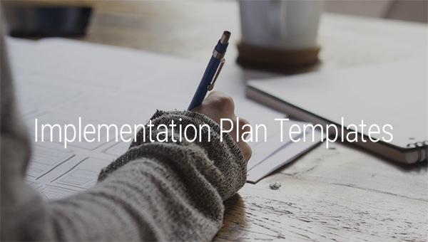implementationplantemplates