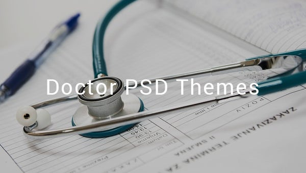 doctor psd themes