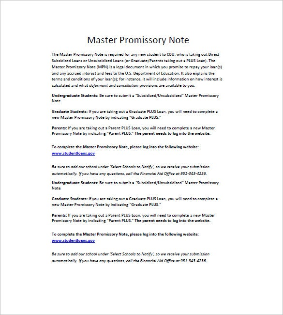 Doc400518 Draft of Promissory Note draft of promissory note – Draft of Promissory Note