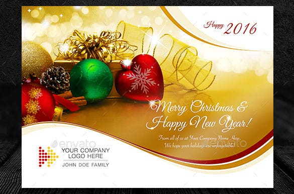 Christmas Card Templates Free PSD EPS Vector AI Word - Christmas greeting card template
