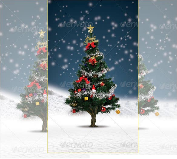 150 christmas card templates free psd eps vector ai word christmas greeting business card template download flashek Image collections