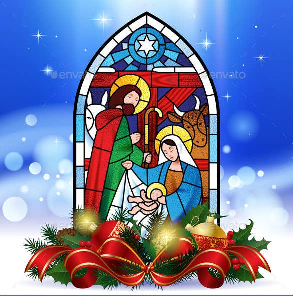 150 christmas card templates free psd eps vector ai word religious christmas card template eps download m4hsunfo
