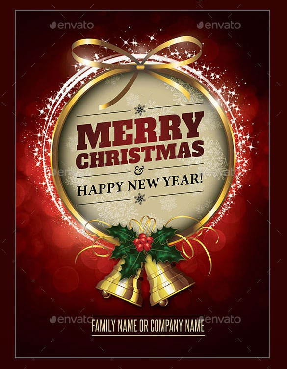 150 christmas card templates free psd eps vector ai word family christmas card template photoshop psd design flashek Image collections