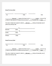 Blank-Promissory-Note-Word