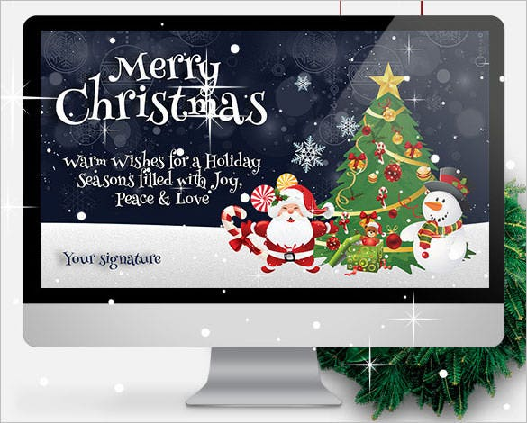 58 christmas powerpoint templates free ai illustrator psd pptx 6 christmas powerpoint animated card template toneelgroepblik Gallery