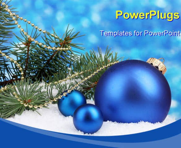 58 christmas powerpoint templates � free ai illustrator