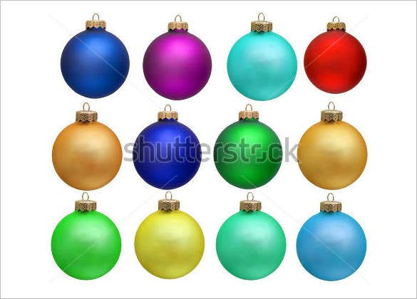 31  christmas ornament templates  u2013 free psd  ep  ai