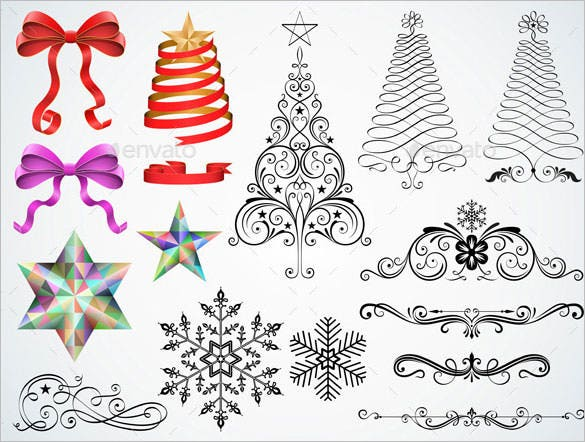 31 Christmas Ornament Templates Free Psd Ep Ai Illustrator