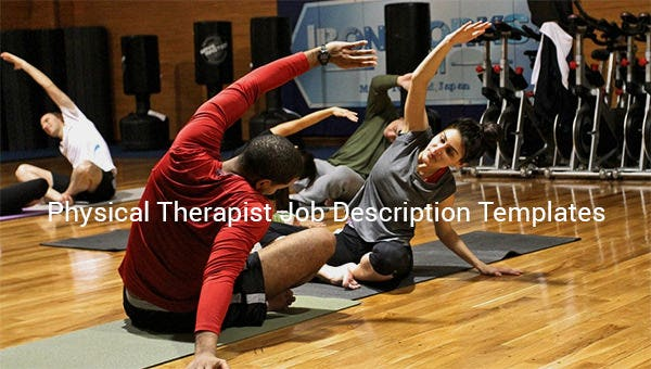 physicaltherapistjobdescriptiontemplate