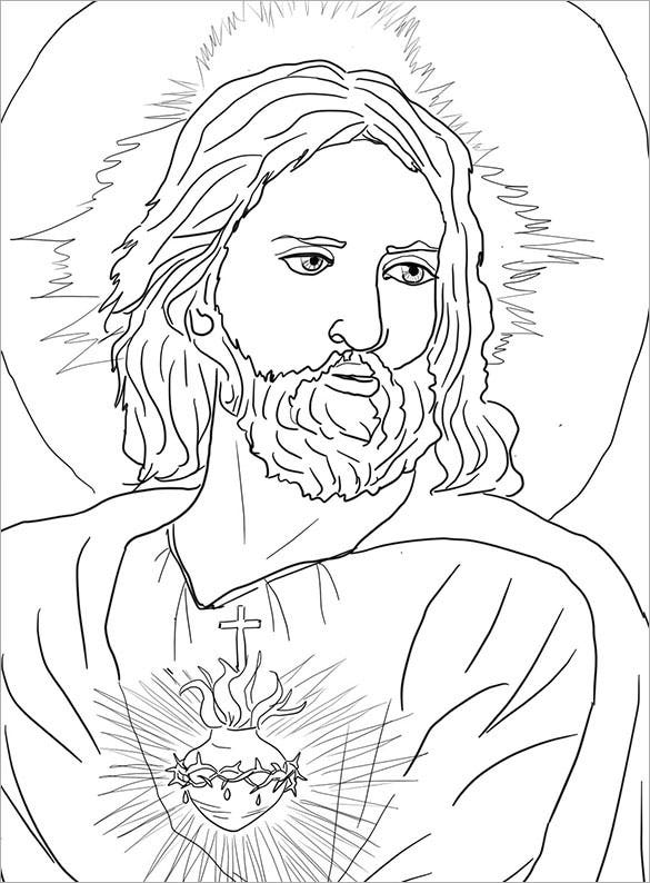 Transformative image with regard to jesus printable