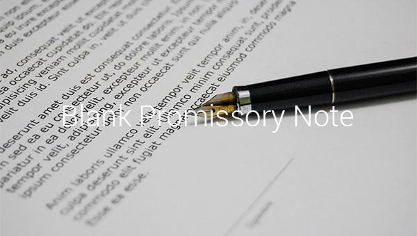 blank promissory note1