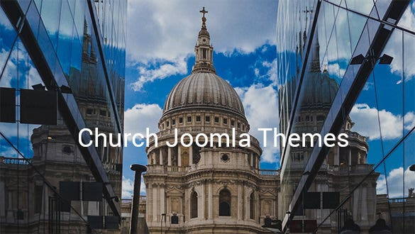 church joomla themes