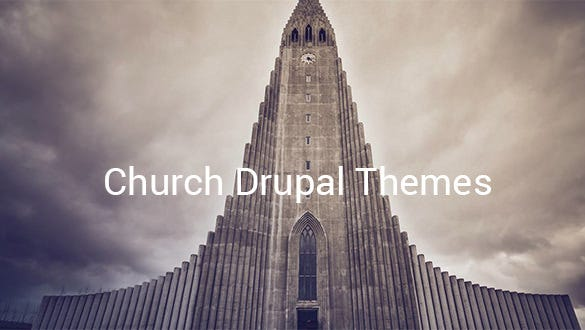 church drupal themes
