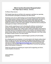 Letter-Requesting-Donations-For-Silent-Auction-PDF-Example