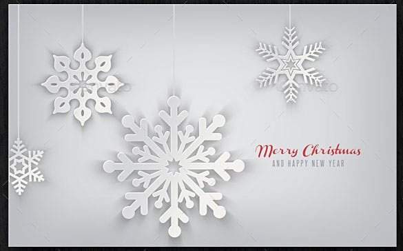 snowflakes christmas backgrounds photoshop psd