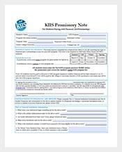 KIIS-Promissory-Note