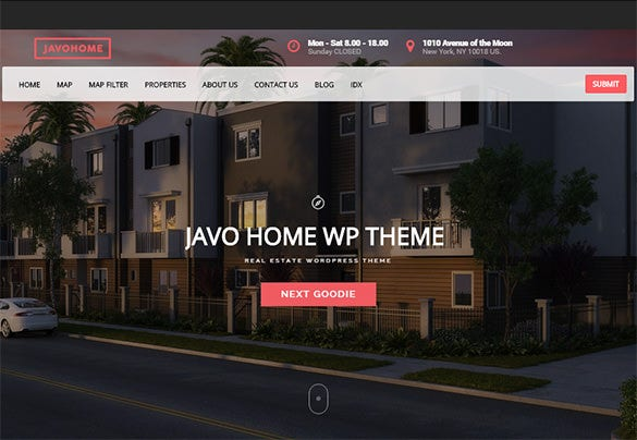 premium real estate bootstrap theme download
