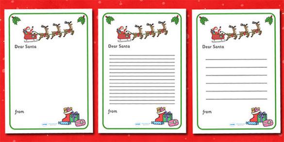 Christmas letter templates datariouruguay printable christmas letter paper christmas printables spiritdancerdesigns Gallery