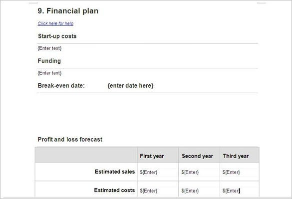 Financial-Plan