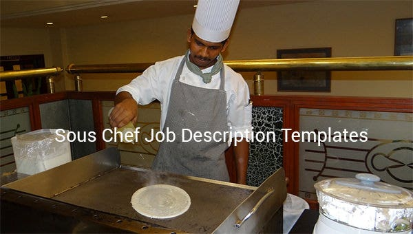 A Sous Chef Is Responsible For Supervising And Managing Food Preparation In Hotel Industry The Job Entails Of High Quality Cuisine That
