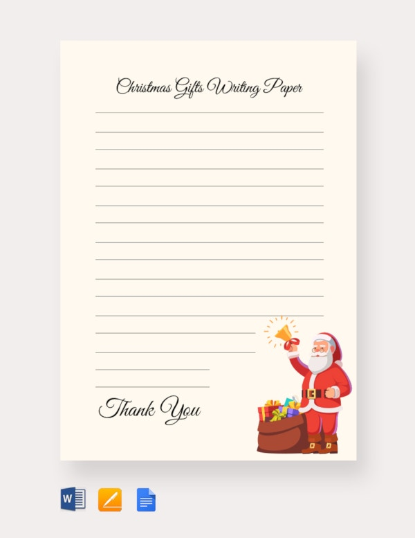 christmas-gifts-writing-paper-template