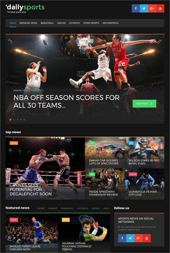 dailysports-news-blogging-wordpress-theme