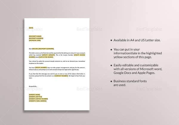 final-demand-for-payment-letter-template