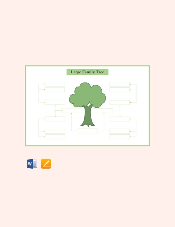 how to create a family tree in microsoft word