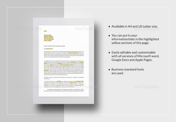 letter-of-intent-acquisition-of-business-template