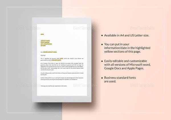 printable-revocation-of-guarantee-template