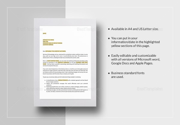 product-marketing-proposal-template