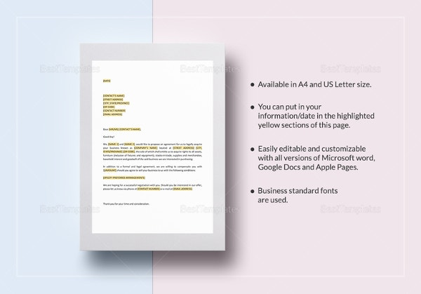 proposal-to-buy-a-business-template