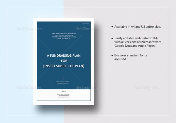 sample-fundraising-plan-template