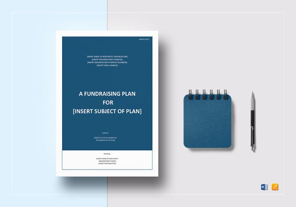 sample-fundraising-plan-template