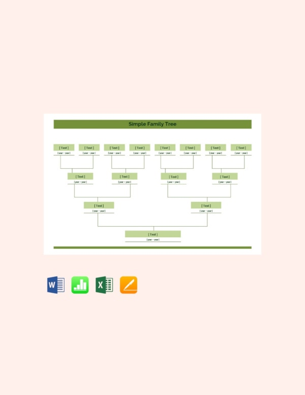simple-family-tree-template