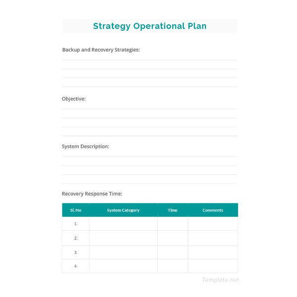 simple-operational-plan-template