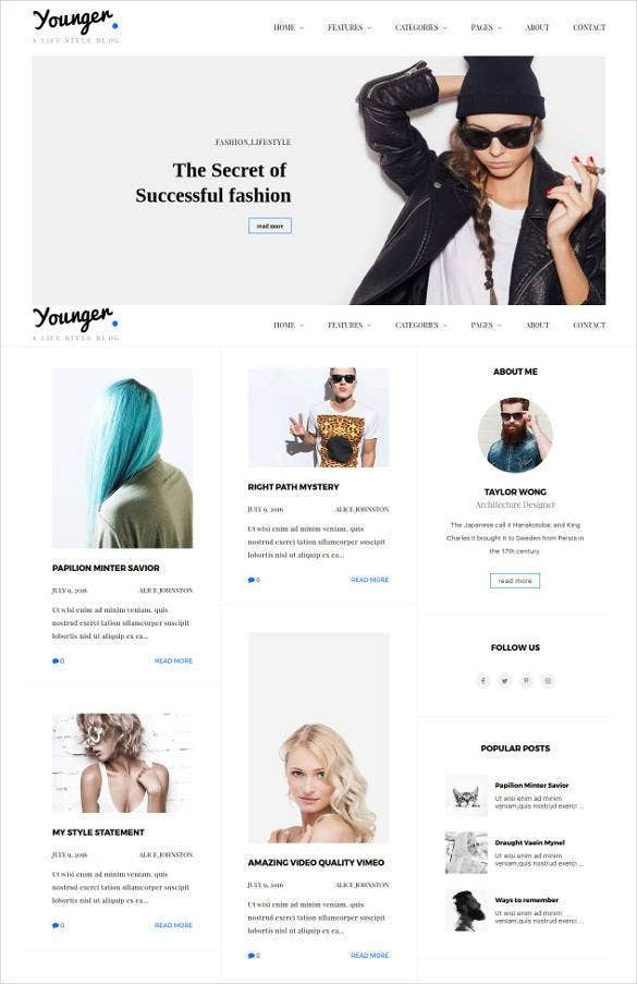 simple-responsive-bootstrap-blogger-template