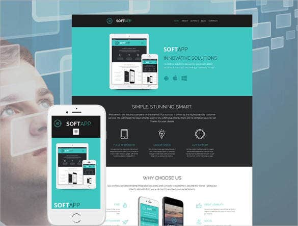 soft-app-responsive-bootstrap-website-template