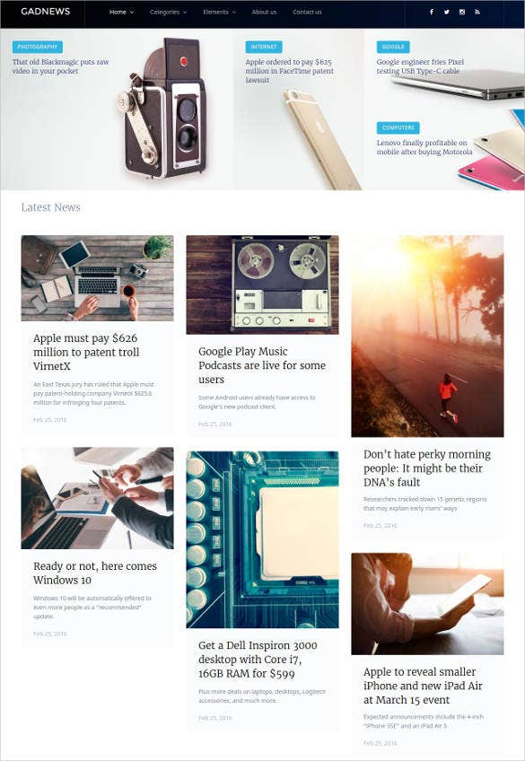 technology-news-blog-review-wordpress-theme