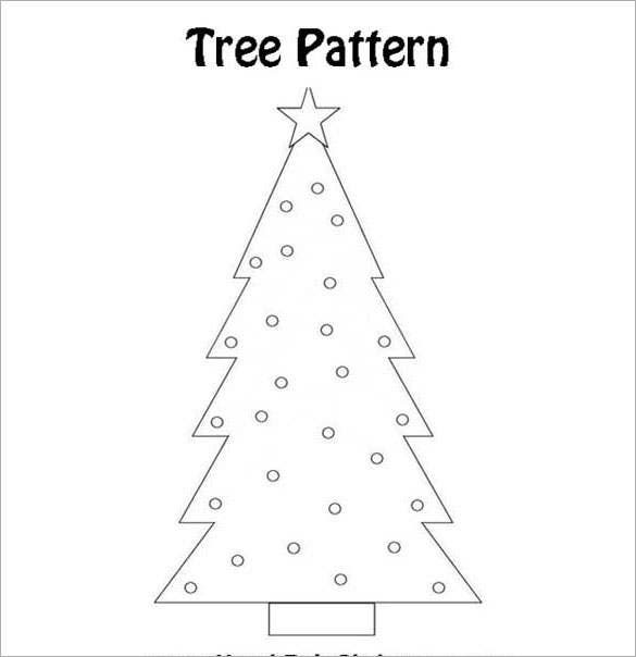 Although there are many 3d Christmas tree template designs, 2D models have  a different and better charisma. You can take a print out of this template  and ...