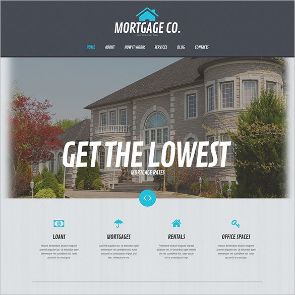 real estate agency responsive php theme download