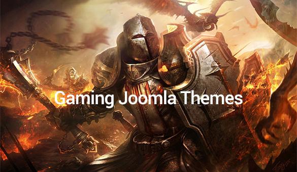 Gaming-Joomla-Themes