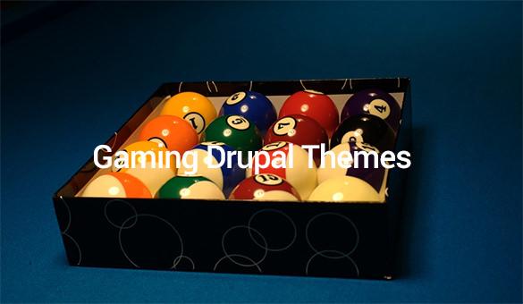 Gaming-Drupal-Themes